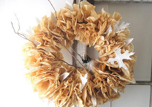 coffee-filter-christmas-wreath-decoration2