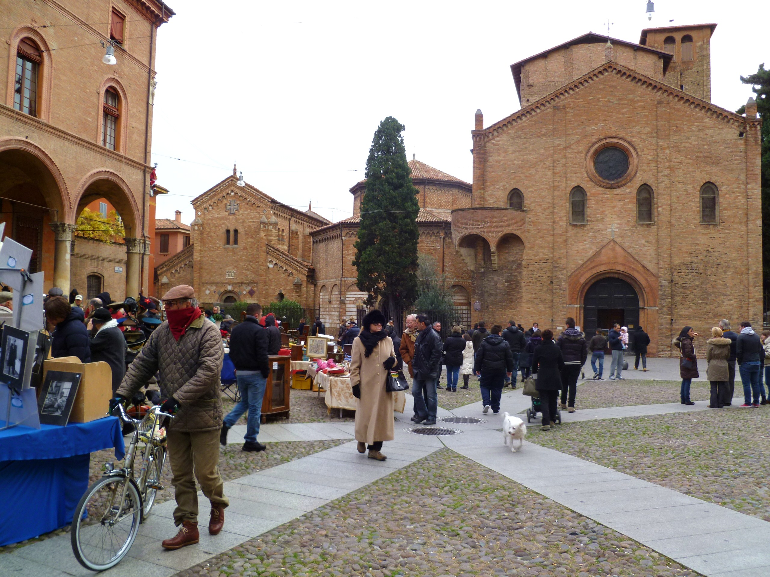 Decorator S Notebook Blog: Vintage Shopping In Bologna