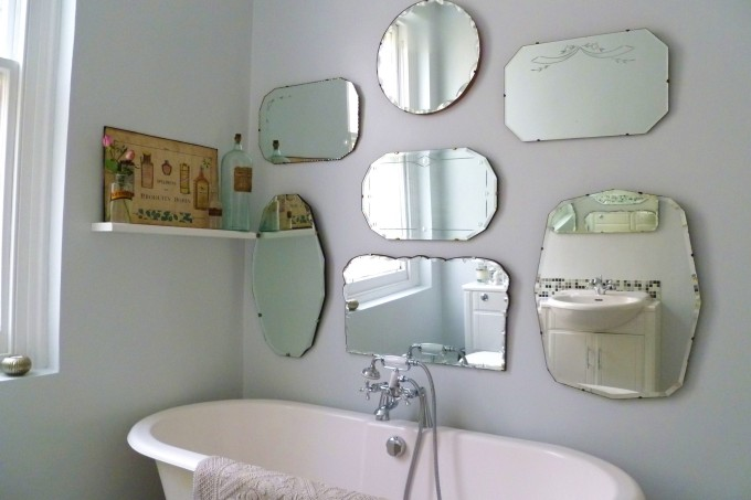 how to hang frameless mirrors archives decorator 39 s notebook