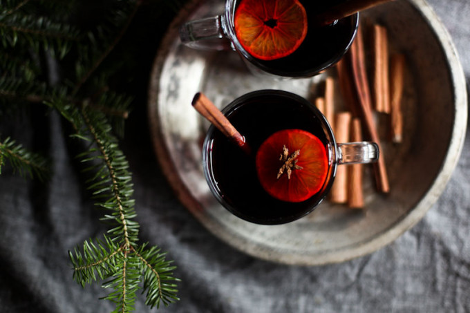 mulled wine syrup recipe