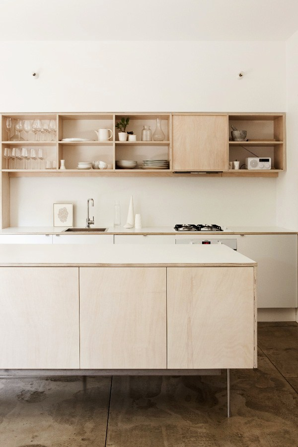 cheap and stylish kitchen design it 39 s as easy as ply