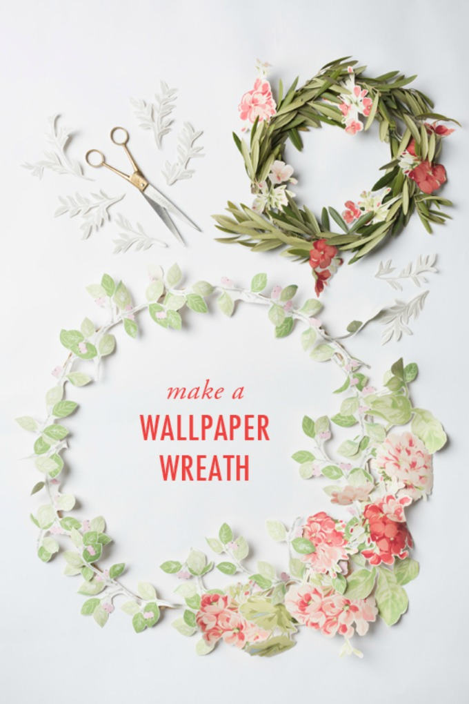make-a-wallpaper-wreath-with-laura-ashley