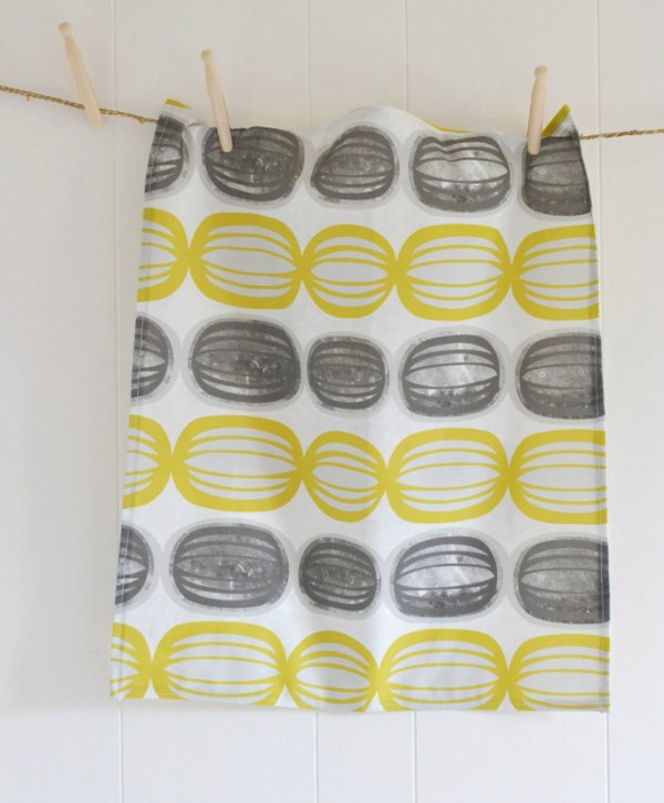 Melon tea towel - Decorator's Notebook shop