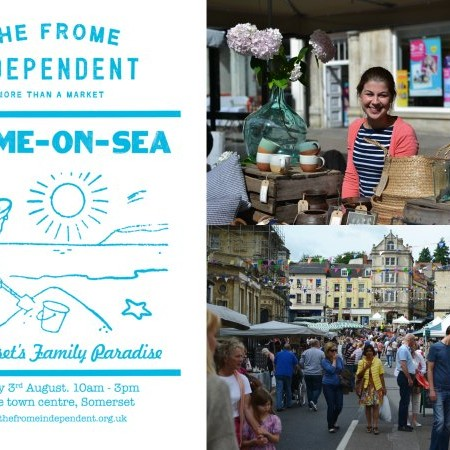 The Frome Independent Market August 2014
