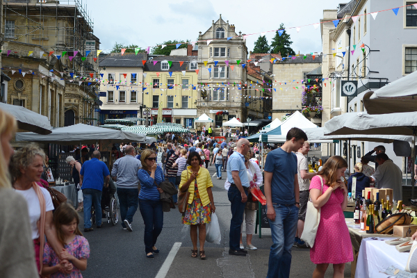 The Frome Independent Market July 2014