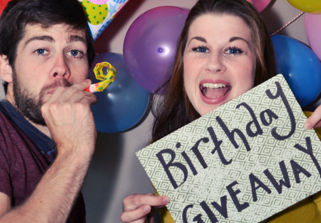 Decorator's Notebook Birthday Giveaway