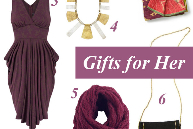 Best ethical gifts for her