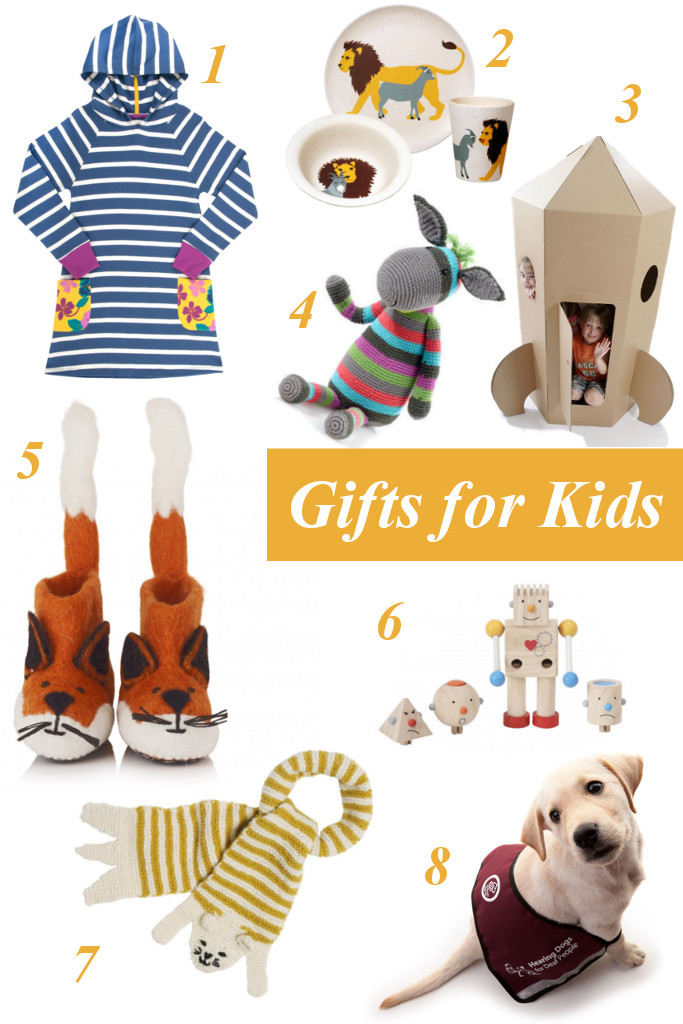 Best ethical gifts for kids