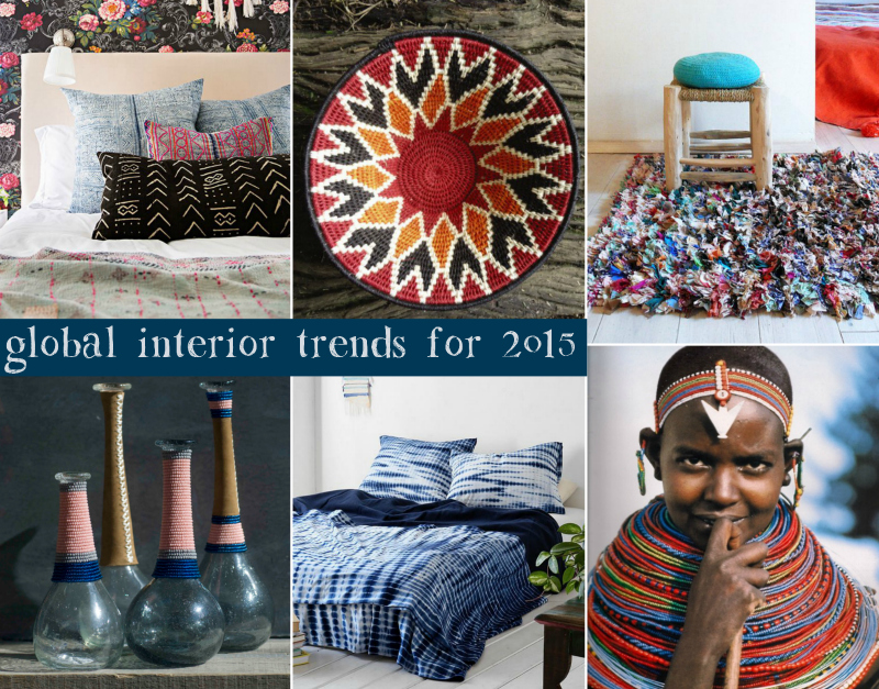 Global interior trends for 2015 - Decorator's Notebook