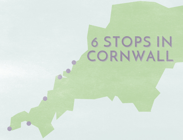 Best places to go in Cornwall for a long weekend