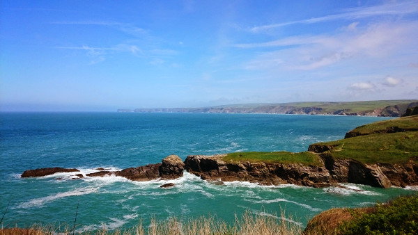 South West Coast Path Cornwall