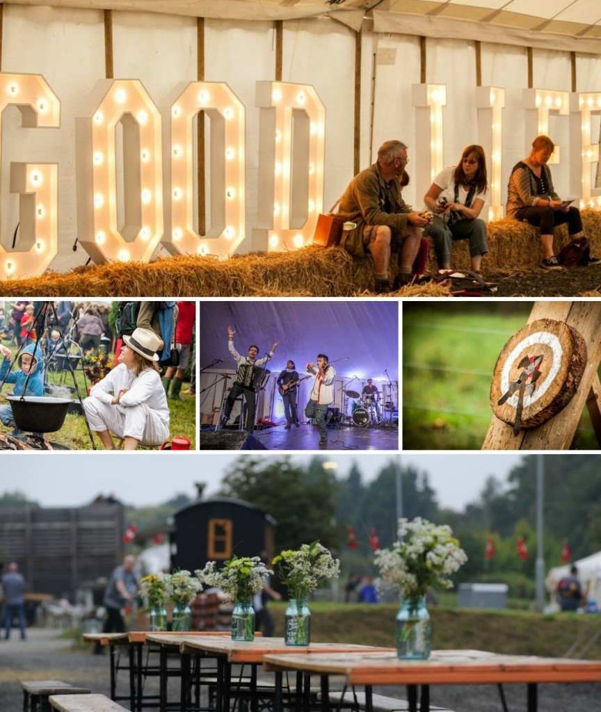 Good Life Experience Festival Giveaway Decorator's Notebook Blog