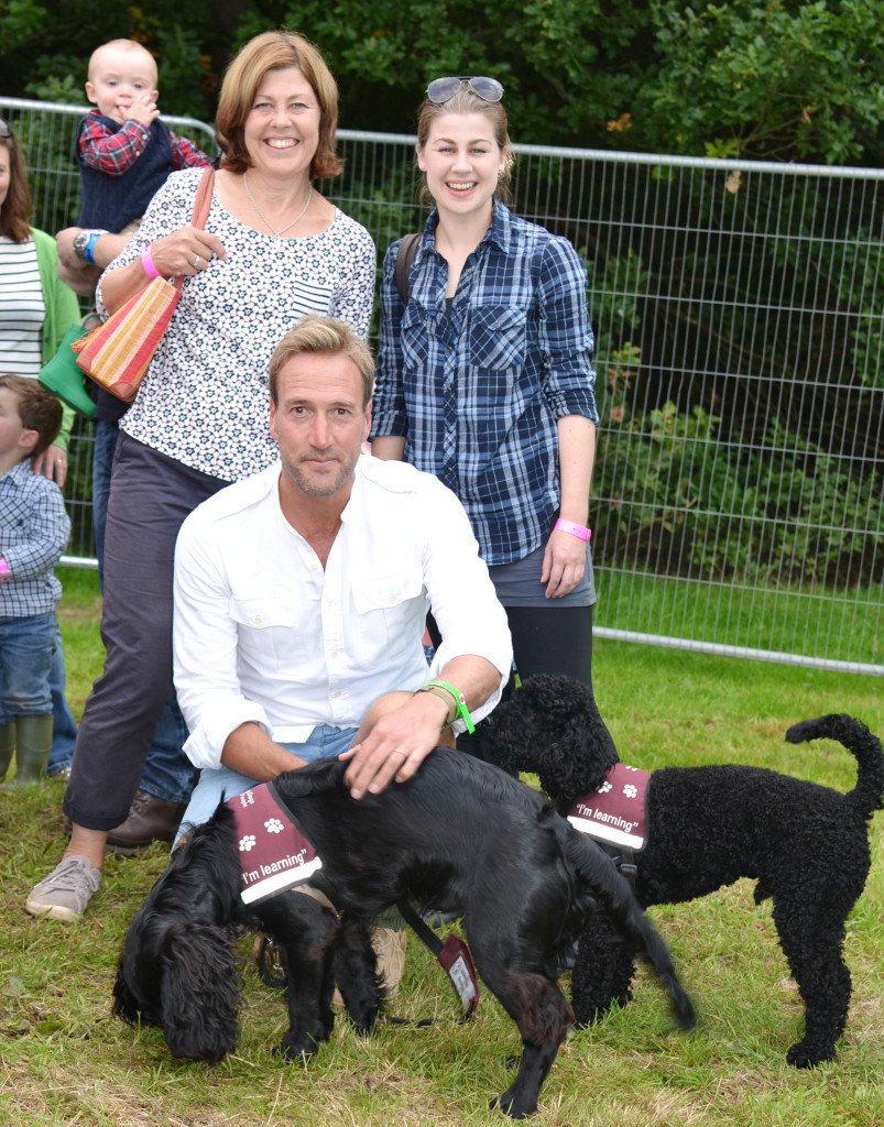 Ben Fogle hearing dogs
