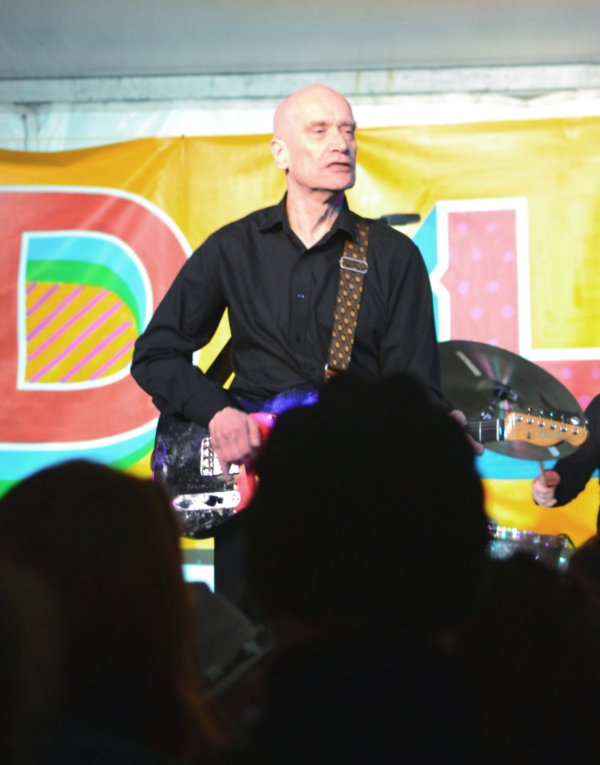Good Life Experience festival wilko johnson