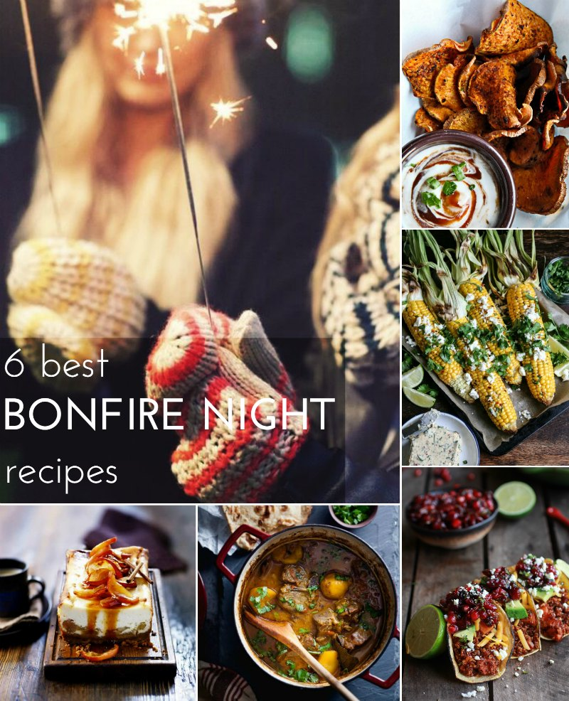 Best Bonfire Night Recipes - Decorator's Notebook Blog