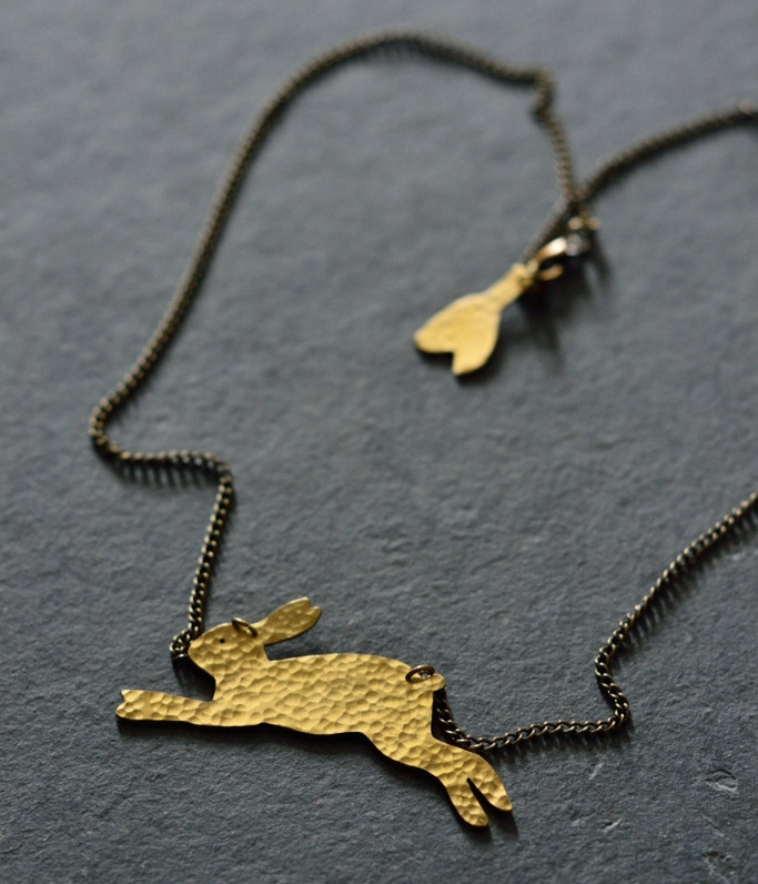 Brass_Hare_necklace_fair_trade Decorator's Notebook