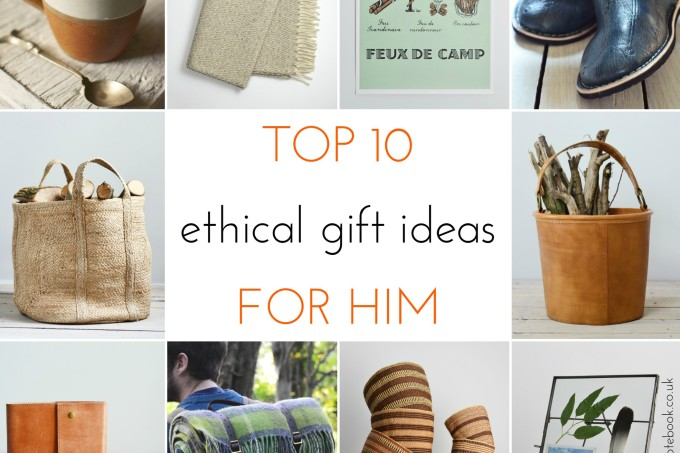 Decorator's Notebook Shop - top 10 Christmas gift ideas for men