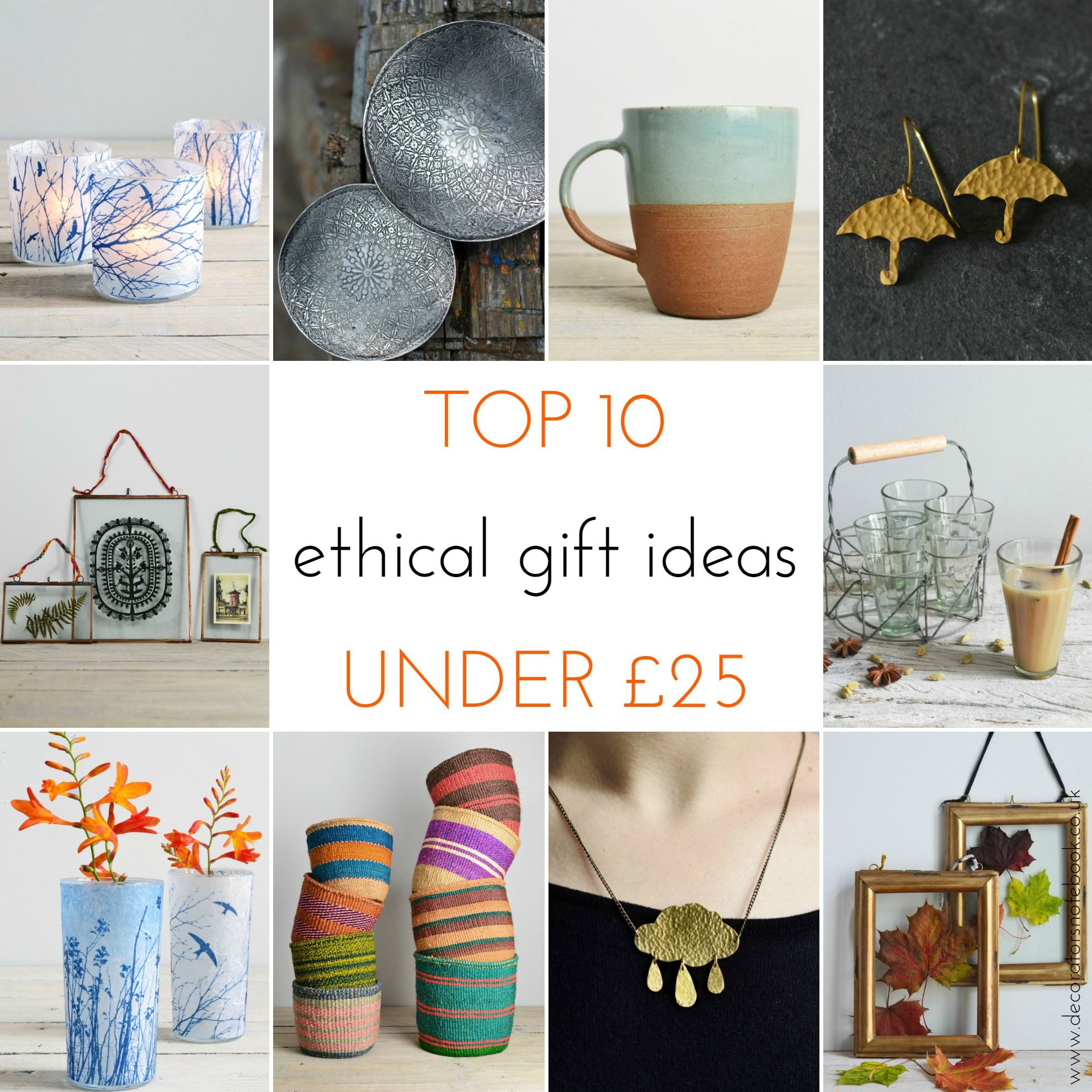 Ethical Christmas Gift Guide 2015 Decorator 39 S Notebook
