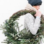 Hedgerow Forest Christmas Wreath