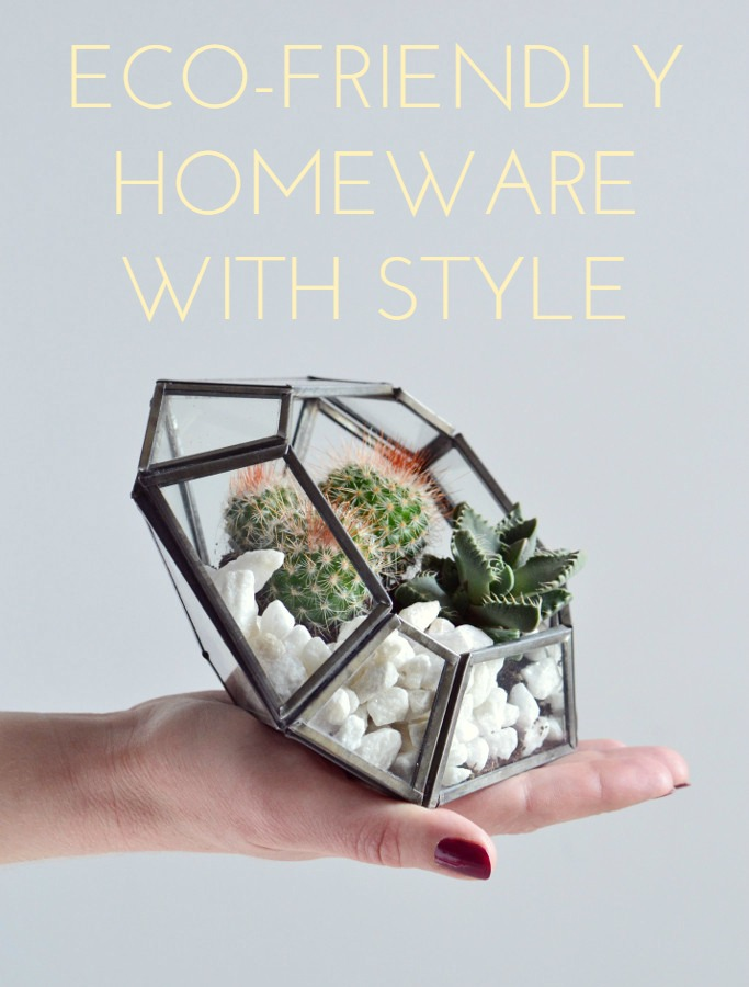 eco friendly home accessories with style - Decorator's Notebook Shop