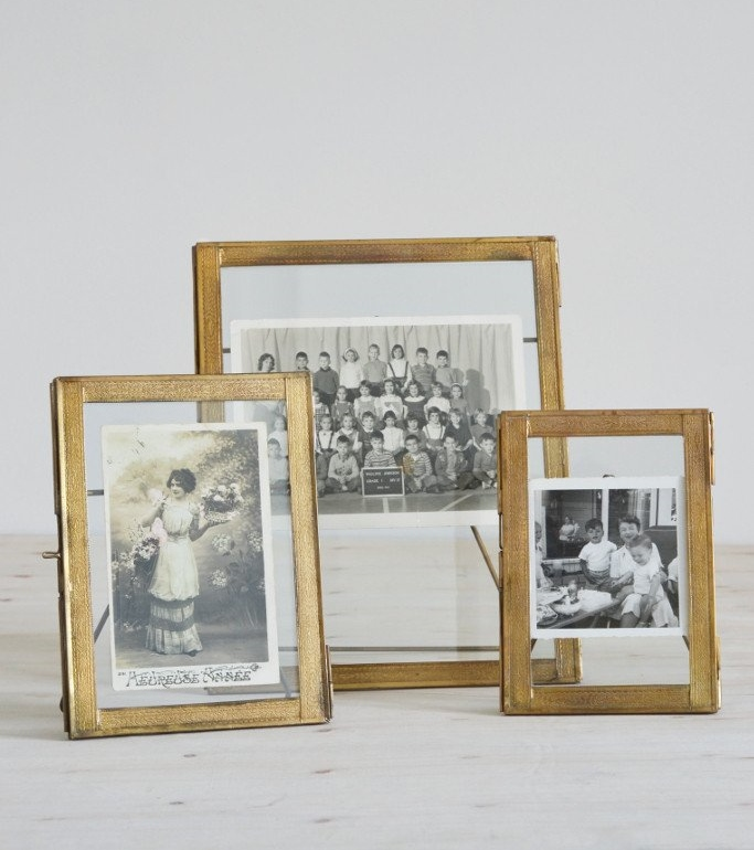 Double sided standing frames - Decorator's Notebook