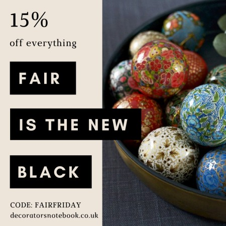 Fair Friday discount Decorator's Notebook